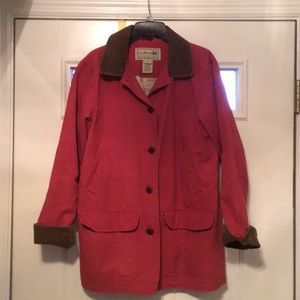 Women's LL Bean Pea Coat